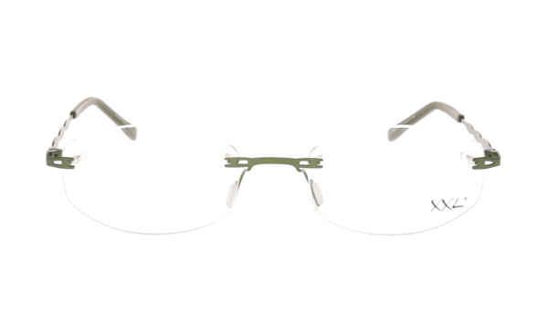 Brille XXL XXL1003 olivgrün seidenmatt |Brillenmann