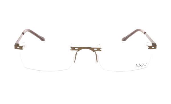 Brille XXL XXL1004 braun seidenmatt |Brillenmann