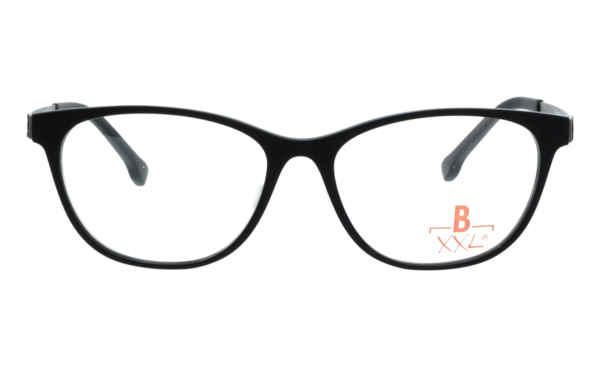 Brille XXL XXL1006 schwarz matt |Brillenmann