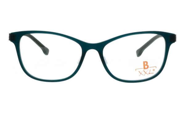 Brille XXL XXL1007 grün matt |Brillenmann