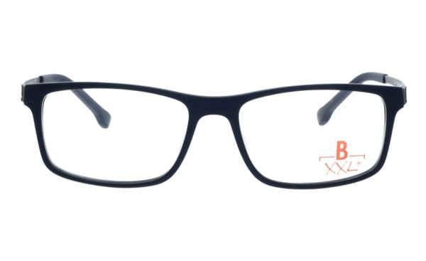 Brille XXL XXL1009 dunkelblau matt |Brillenmann