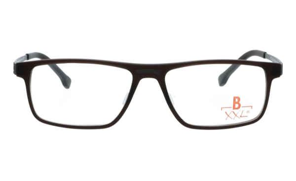 Brille XXL XXL1011 braun matt |Brillenmann