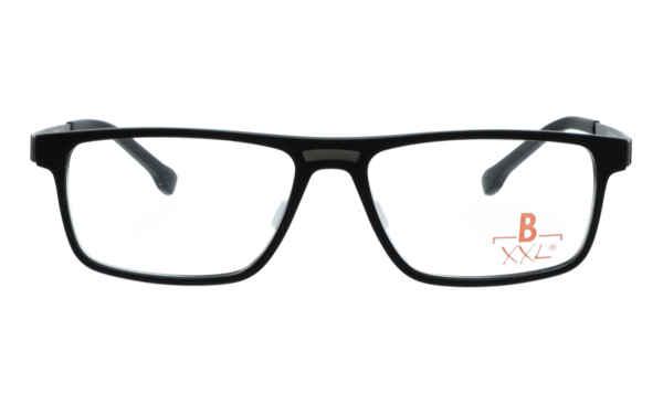 Brille XXL XXL1011 schwarz matt |Brillenmann