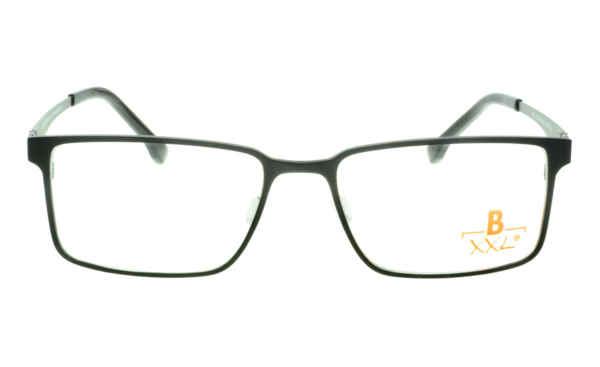 Brille XXL XXL1015 schwarz matt |Brillenmann