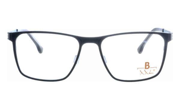 Brille XXL XXL1024 dunkelblau matt |Brillenmann