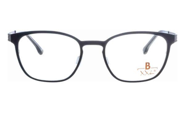 Brille XXL XXL1028 schwarz matt |Brillenmann
