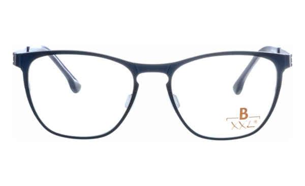 Brille XXL XXL1030 blau matt |Brillenmann
