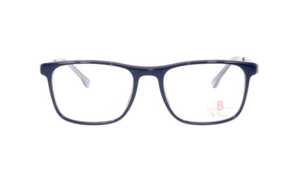 Brille XXL XXL1032 schwarz grau |Brillenmann