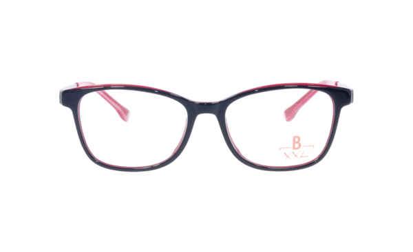 Brille XXL XXL1039 schwarz rot |Brillenmann