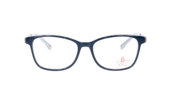 Brille XXL XXL1039 dunkelblau uni |Brillenmann