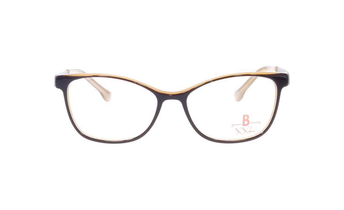 Brille XXL XXL1040 dunkelbraun |Brillenmann