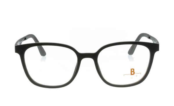 Brille K16 K1437 schwarz matt