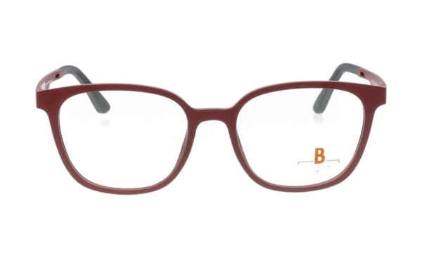 Brille K16 K1437 rot matt