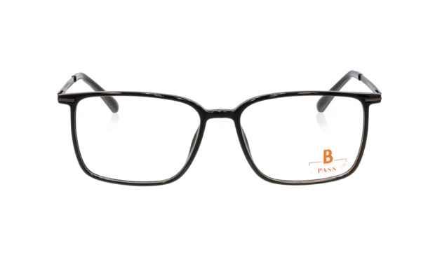Brille P·A·S·S P530 schwarz glänzend |Brillenmann