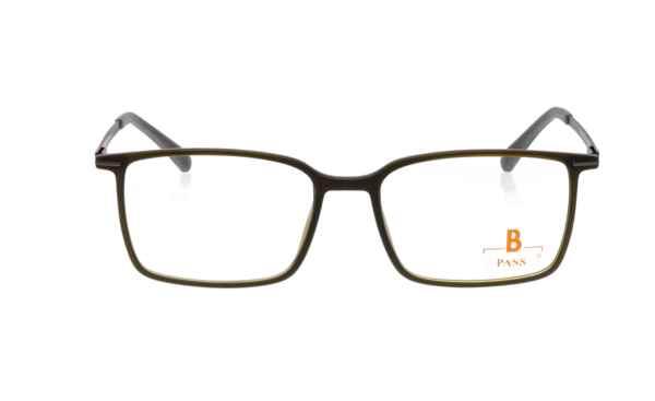 Brille P·A·S·S P532 grau matt |Brillenmann