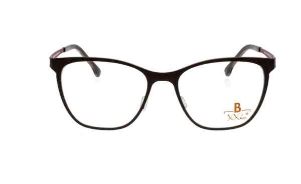 Brille XXL XXL1018 dunkelrosé matt |Brillenmann