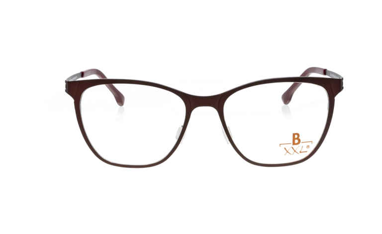 Brille XXL XXL1018 rot matt |Brillenmann