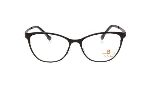 Brille XXL XXL1019 dunkelbraun matt |Brillenmann