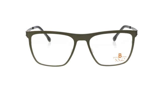 Brille XXL XXL1020 dunkelgrau matt |Brillenmann