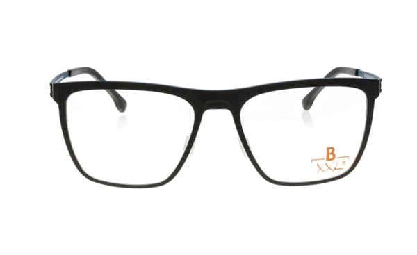 Brille XXL XXL1020 schwarz matt |Brillenmann