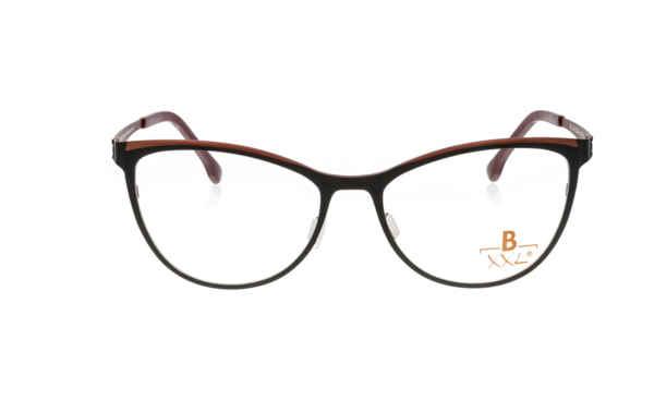 Brille XXL XXL1022 unten schwarz