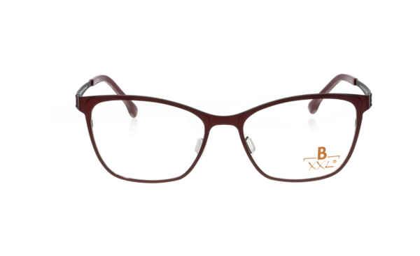 Brille XXL XXL1025 rot matt |Brillenmann