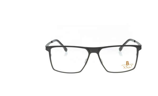 Brille XXL XXL1027 dunkelgun matt |Brillenmann