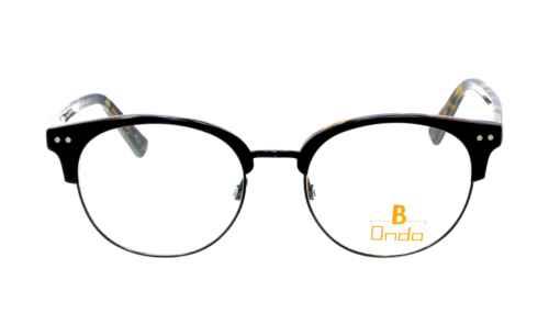 Brille Onda ON3035 oben schwarz matt