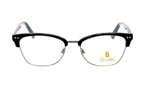 Brille Onda ON3036 oben schwarz matt