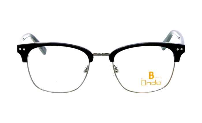 Brille Onda ON3039 oben schwarz matt