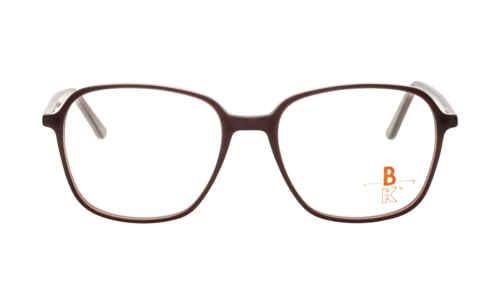 Brille K16 K1456 braun matt |Brillenmann