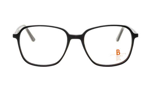 Brille K16 K1456 schwarz matt |Brillenmann