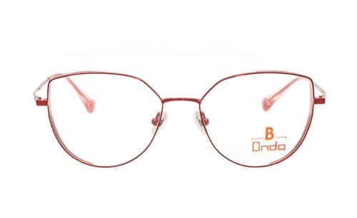 Brille Onda ON3056 weinrot mit glitzer temporal |Brillenmann