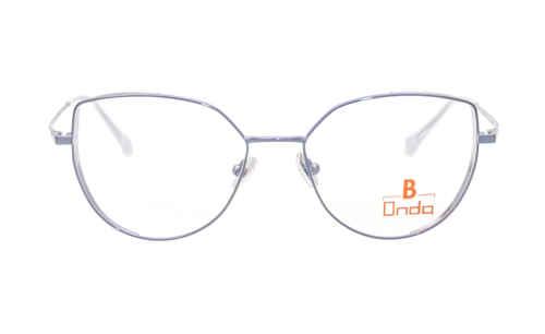 Brille Onda ON3056 blau mit glitzer temporal |Brillenmann