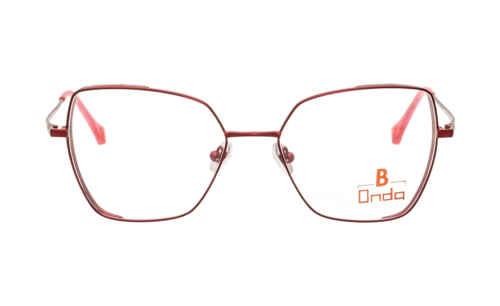 Brille Onda ON3058 weinrot mit glitzer temporal |Brillenmann