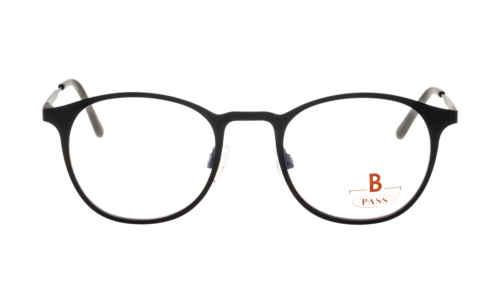 Brille P·A·S·S P468 schwarz |Brillenmann