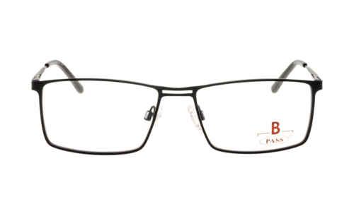 Brille P·A·S·S P600 schwarz |Brillenmann