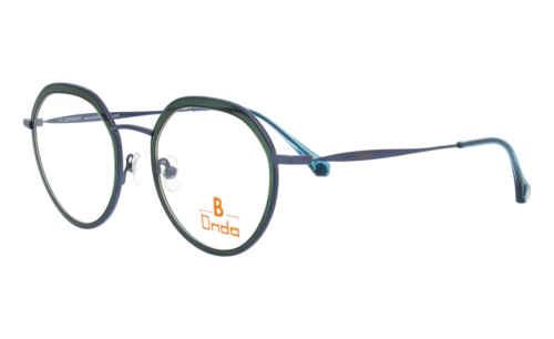 Augenrand Dunkelgrün transparent |Brillenmann