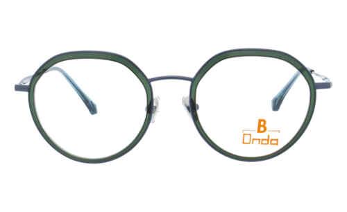 Brille Onda ON3059 Blau glänzend