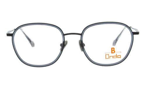 Brille Onda ON3060 Schwarz glänzend