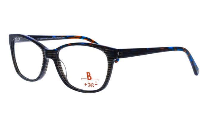 unten schwarz |Brillenmann