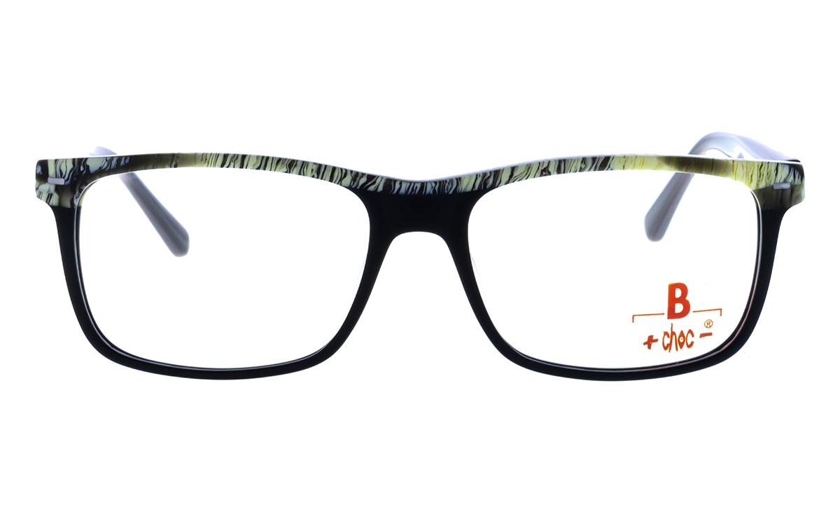 Brille +choc- C575 oben creme meliert