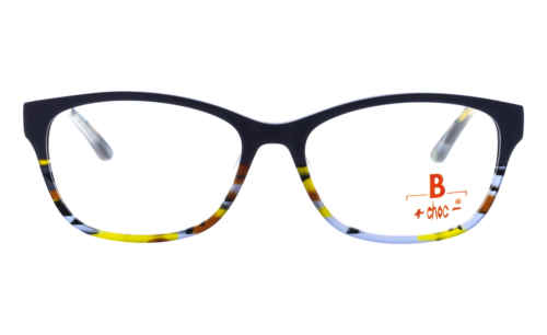 Brille +choc- C576 oben grau