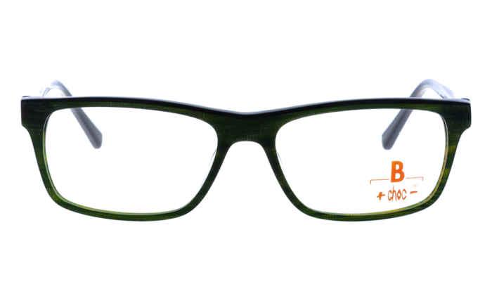Brille +choc- C577 grün
