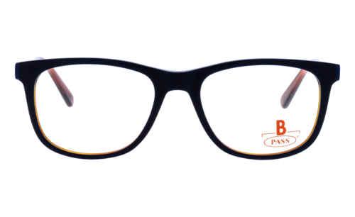 Brille P·A·S·S P488 blau glänzend |Brillenmann