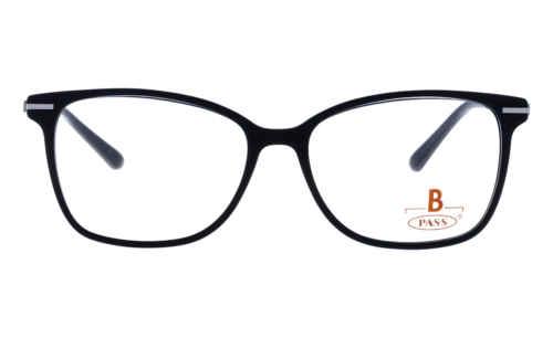 Brille P·A·S·S P533 schwarz matt |Brillenmann