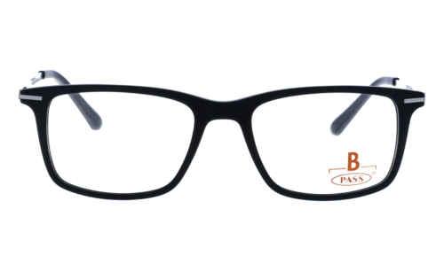 Brille P·A·S·S P536 dunkelgrau matt  Brillenmann