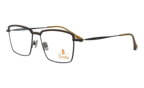 Augenrand oben Braun transparent |Brillenmann