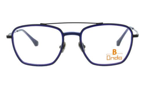 Brille Onda ON3062 Schwarz matt