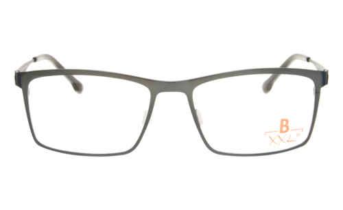 Brille XXL XXL1057 grau matt |Brillenmann